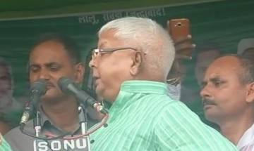 Lalu slams Nitish, says 'will never join hands with BJP like Bihar CM did'