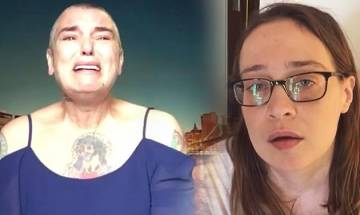 Fiona Apple extends support to suicidal Sinead O'Connor after she posts Facebook video