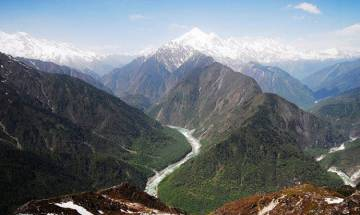 China closes Brahmaputra Grand Canyon for tourists due to continuous heavy rainfall
