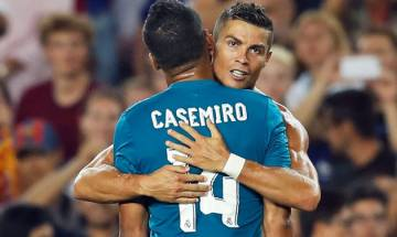 Spanish Super Cup: Cristiano Ronaldo sent-off after scoring in Real Madrid's  3-1 victory over Barcelona
