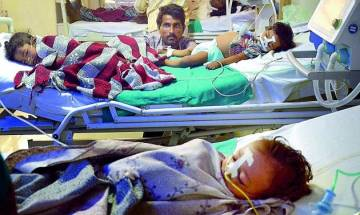 Gorakhpur hospital tragedy: NHRC observes deaths violated right to life, seeks report from UP govt