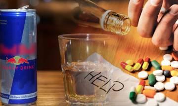 Warning! Energy drinks may push you towards substance abuse