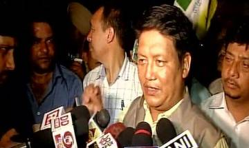Gorkhaland protest: GJM leader meets Rajnath Singh, says hunger strike will be lifted after discussions