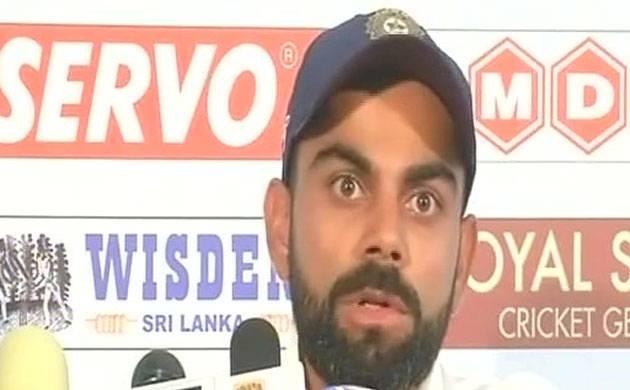 Virat Kohli praises India's new-ball bowlers after defeating Sri Lanka