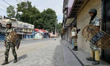 71st Independence Day: Mobile internet services blocked in Kashmir valley