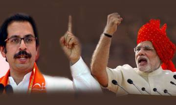 Shiv Sena takes dig at Prime Minister's Independence Day address, dares Centre to abolish Article 370