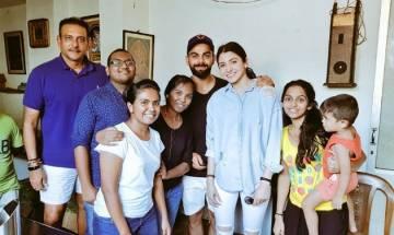 Anushka Sharma and Virat Kohli spotted mingling with fans in Sri Lanka