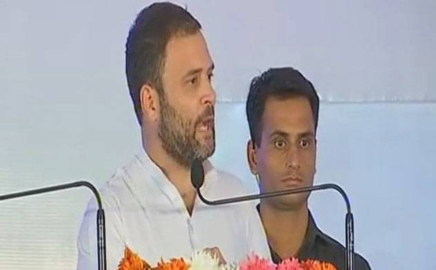 Rahul says PM Modi's I-Day speech was short as he has nothing to say (Image: ANI)