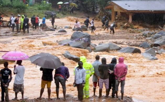 Massive Sierra Leone mudslides kill over 300 people, 600 goes missing