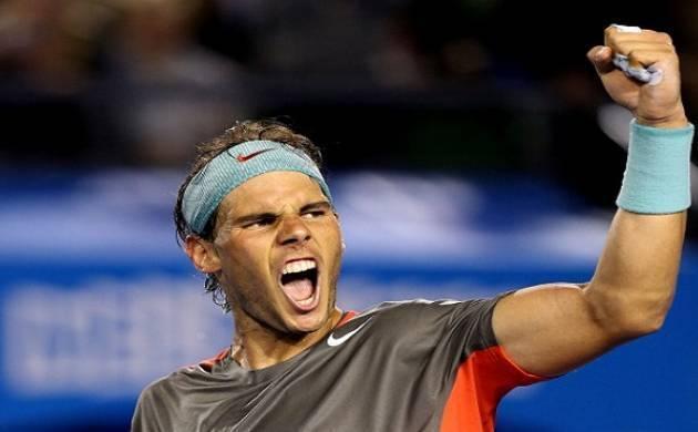 Rafael Nadal - File Photo