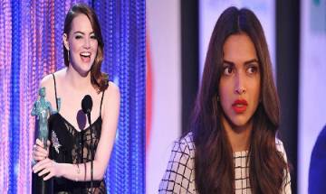 Emma Stone becomes Forbes highest paid actress, Deepika Padukone drops from list