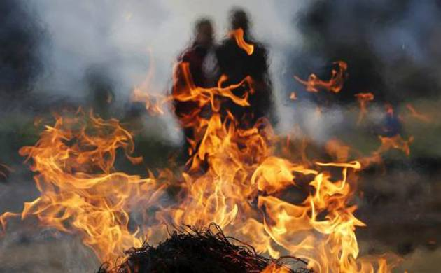Odisha: Leprosy patient denied proper cremation by relatives (Representational Image)
