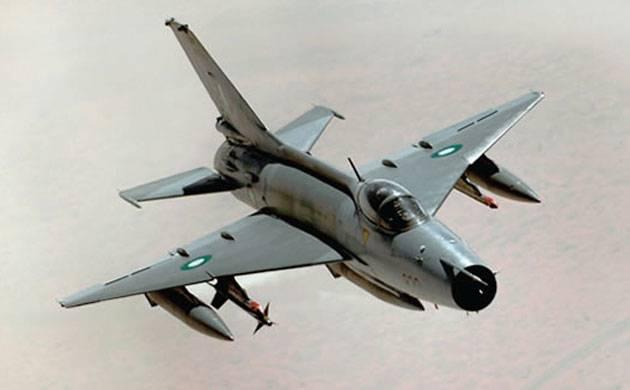 Pakistan Air Force jet crash landed during routine operation in Punjab (Representative Image)