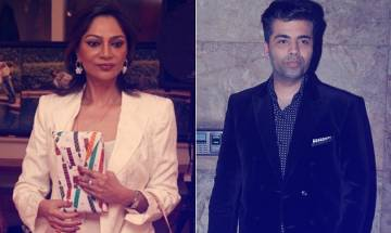 Simi Garewal takes jibe at filmmaker Karan Johar on Twitter