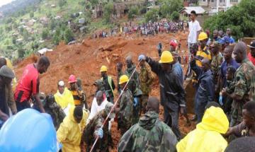 Sierra Leone mudslide: Death toll rises over 400; new mudslide threat amid heavy rain
