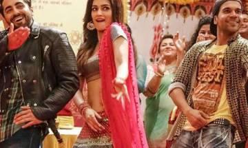 'Bareilly Ki Barfi' box office collection Day 1| Ayushmann Khurrana, Kriti Sanon starrer earns 3-4 crore: Reports