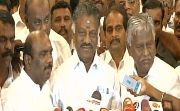 AIADMK merger confirmed, Panneerselvam hints at forthcoming 'good news' (Source: ANI)