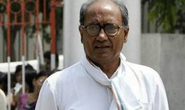 Digvijaya Singh says BJP govt trying to protect bomb blast case accused