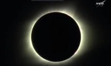 Solar Eclipse 2017: Watch the rare astronomical phenomenon in India