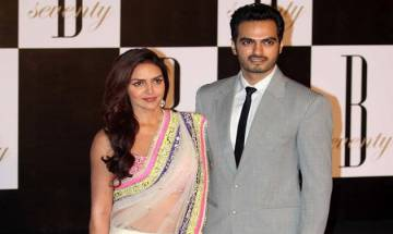 Esha Deol to get married again with husband Bharat Takhtani. Here's why