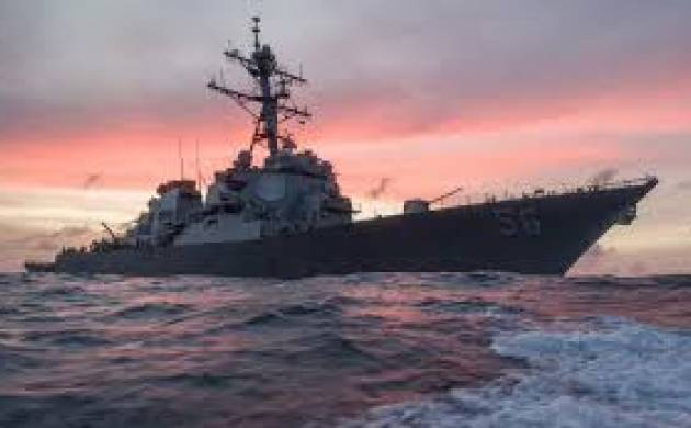 US Navy announces pauses worldwide operations after warship damaged