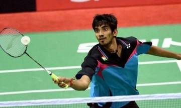 BWF World Championships: Srikanth trounces Sergey Sirant, Verma gets lucky against Abian to storm into second round
