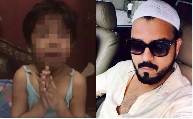 Raaz 2 singer says crying baby in viral video is his niece, defends parenting method (Screengrab/Insta)