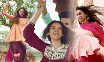 Aditi Rao Hydari twinkles in Bhoomi song Lag Ja Gale, see for yourself