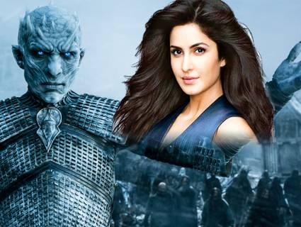 Game of Thrones: After hackers, Katrina Kaif has her eyes