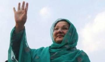 Pakistan's former PM Nawaz Sharif's wife to contest elections despite illness