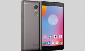 Lenovo K8 Note available for sale on Amazon tomorrow from 12 PM onwards: Know price, specifications