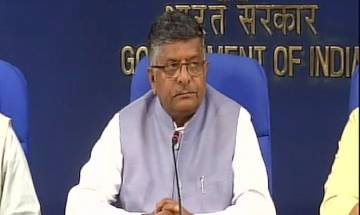 Privacy fundamental right but with reasonable restrictions, says Ravi Shankar Prasad