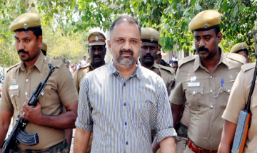 Rajiv Gandhi's assassination convict AG Perarivalan  gets 30 days parole after 26 years
