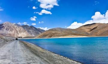 With road in Ladakh, 'India slapped own face', says miffed China