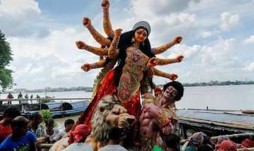 RSS, BJP oppose Mamata Banerjee's decision to restrict idol immersion in West Bengal
