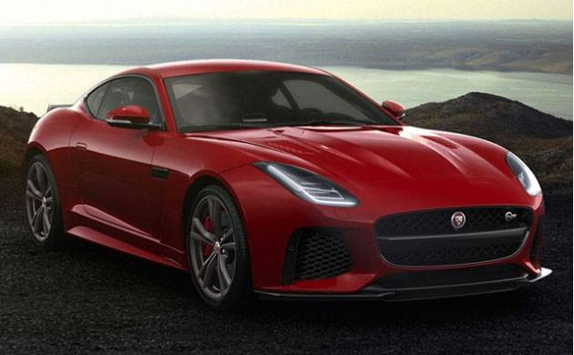 Jaguar F-Type SVR hits the road in India, priced at Rs 2.45 crore
