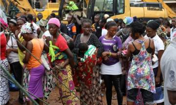 Sierra Leone disaster leaves at least 500 people dead and 810 missing