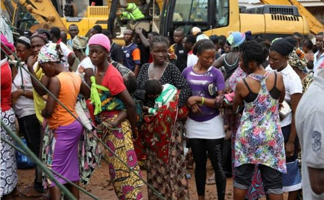 Sierra Leone disaster has led to death of at least 500 people