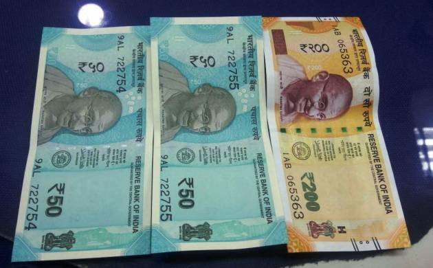 Rs 50 and Rs 200 notes have hit the market (Newsnation Image)