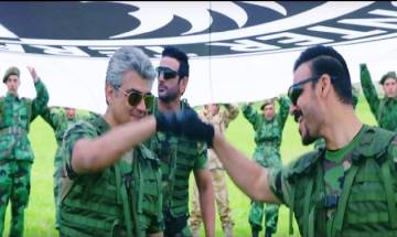 Thala Ajith's Vivegam all set to earn Rs 100 crore in its opening weekend, opine trade pundits