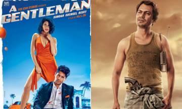 A Gentleman box office collection day 1: Sidharth starrer to beat Nawazuddin's Babumoshai Bandookbaaz?