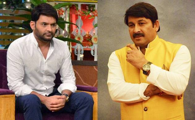 Manoj Tiwari leaves without shooting for Kapil Sharma Show; here's why
