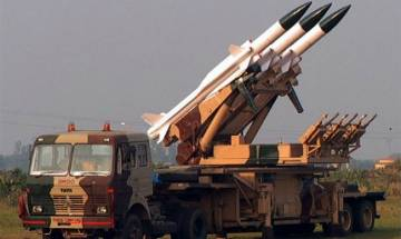 DRDO-IAI to deliver medium range missile MRSAM system to Indian Army by 2020
