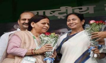 Congress stunned as Mamata compares 'nasbandi' with 'notebandi' at Patna rally