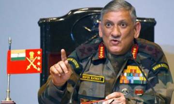 China trying to change status quo, Doklam like incidents may increase in future: Army Chief General Bipin Rawat