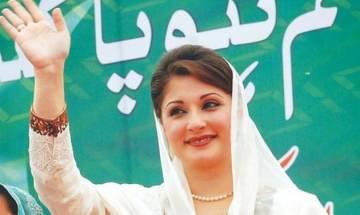 Maryam Nawaz kickstarts campaign for Lahore by-poll