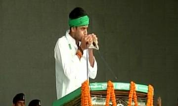 BJP Bhagao Desh Bachao rally: Tejashwi Yadav says Nitish is not a good 'chacha'