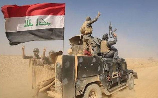 IS looses stronghold in Iraq as army recaptures Tal Afar centre