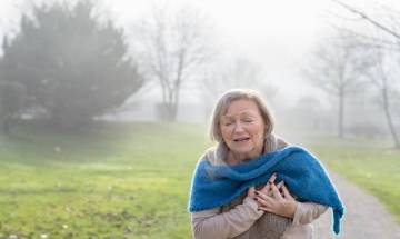 Winters witness surge in incidents of heart attacks, says study