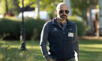 Uber names Expedia chief Dara Khosrowshahi as CEO in place of ousted Travis Kalanick